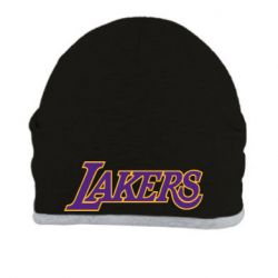 Шапка LA Lakers - FatLine