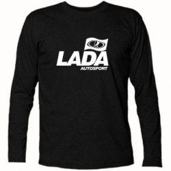 Футболка с длинным рукавом Lada Autosport - FatLine
