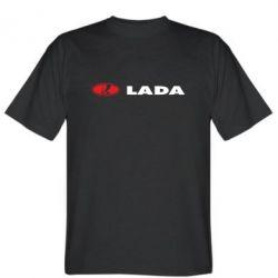 Мужская футболка Lada - FatLine