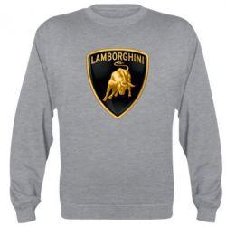 Реглан Lamborghini Logo - FatLine