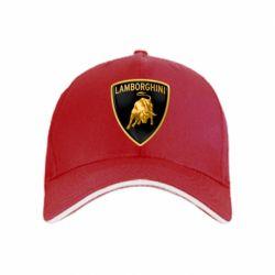 кепка Lamborghini Logo - FatLine
