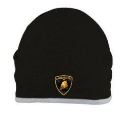 Шапка Lamborghini Logo - FatLine