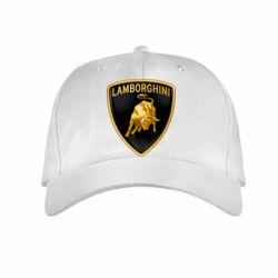 Детская кепка Lamborghini Logo - FatLine