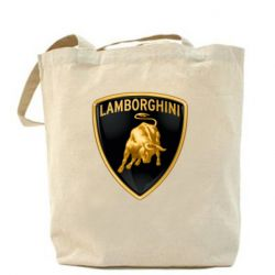 Сумка Lamborghini Logo - FatLine