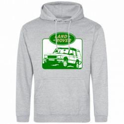 Мужская толстовка Land Rover - FatLine