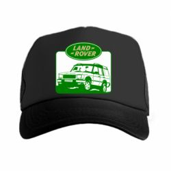 Кепка-тракер Land Rover