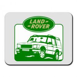 Коврик для мыши Land Rover - FatLine