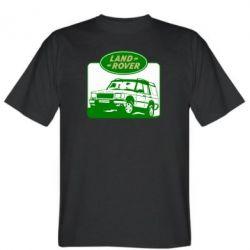 Мужская футболка Land Rover - FatLine