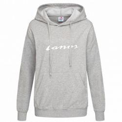 Женская толстовка Lanos Logo - FatLine
