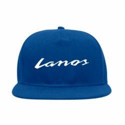 Снепбек Lanos Logo - FatLine