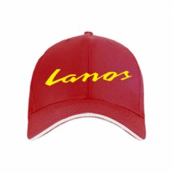 кепка Lanos Logo - FatLine