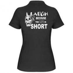 ������� �������� ���� Laugh becouse Life is short - FatLine