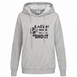 ������� ��������� Laugh becouse Life is short - FatLine