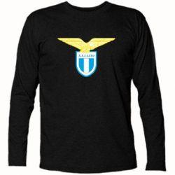 Футболка с длинным рукавом Lazio - FatLine