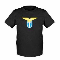 Детская футболка Lazio - FatLine