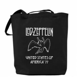 Сумка Led Zeppelin United States of America 77 - FatLine