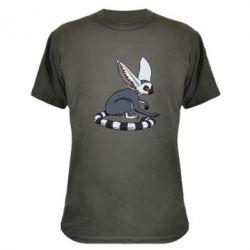 Камуфляжная футболка Лемур - FatLine