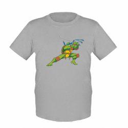 Детская футболка Leo - FatLine