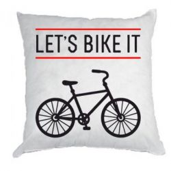 Подушка Let's Bike It - FatLine