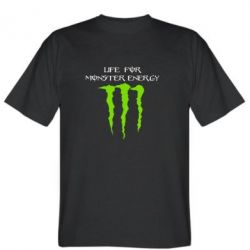 Life For Monster Energy - FatLine