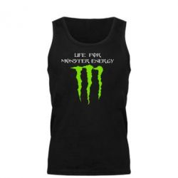 ������� ����� Life For Monster Energy - FatLine