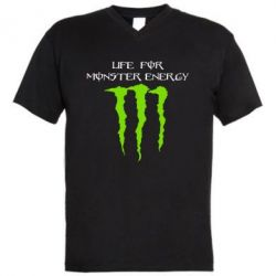������� ��������  � V-�������� ������� Life For Monster Energy - FatLine