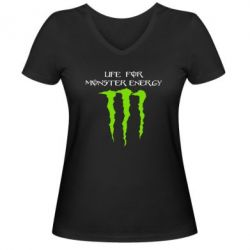 ������� �������� � V-�������� ������� Life For Monster Energy