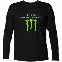 �������� � ������� ������� Life For Monster Energy