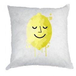 Подушка Лимон, Lemon