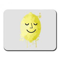 Коврик для мыши Лимон, Lemon