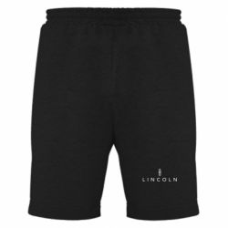 Мужские шорты Lincoln logo - FatLine