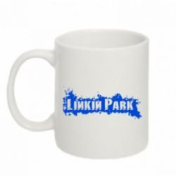 Кружка 320ml Linkin Park Music