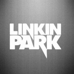 Наклейка Линкин Парк - FatLine