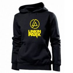 Женская толстовка Linkin Park - FatLine