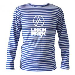 Тельняшка с длинным рукавом Linkin Park - FatLine
