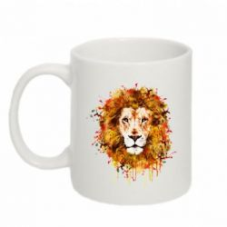 Кружка 320ml Lion Art - FatLine