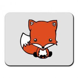 Килимок для миші Лисиця - FatLine