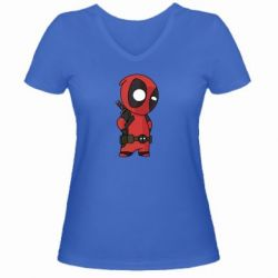 ������� �������� � V-�������� ������� Little Deadpool - FatLine