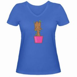 ������� �������� � V-�������� ������� Little Groot - FatLine