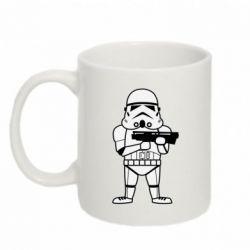 Кружка 320ml Little Stormtrooper - FatLine