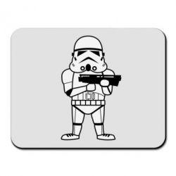 Коврик для мыши Little Stormtrooper - FatLine