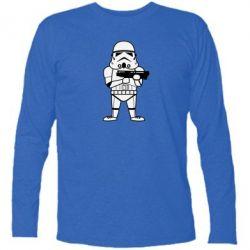 Футболка с длинным рукавом Little Stormtrooper - FatLine