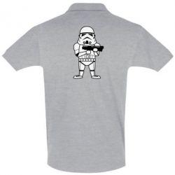 Футболка Поло Little Stormtrooper - FatLine