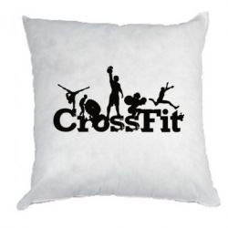 Подушка Logo CrossFit - FatLine