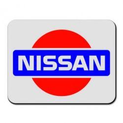 Коврик для мыши Logo Nissan