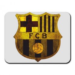 Коврик для мыши Логотип Барселоны - FatLine