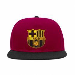 Снепбек Логотип Барселоны - FatLine