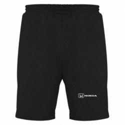 Мужские шорты Логотип Honda - FatLine