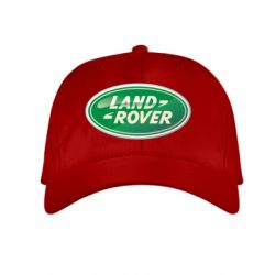 Детская кепка Логотип Land Rover - FatLine
