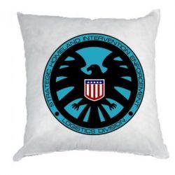 Подушка Логотип Щита - FatLine